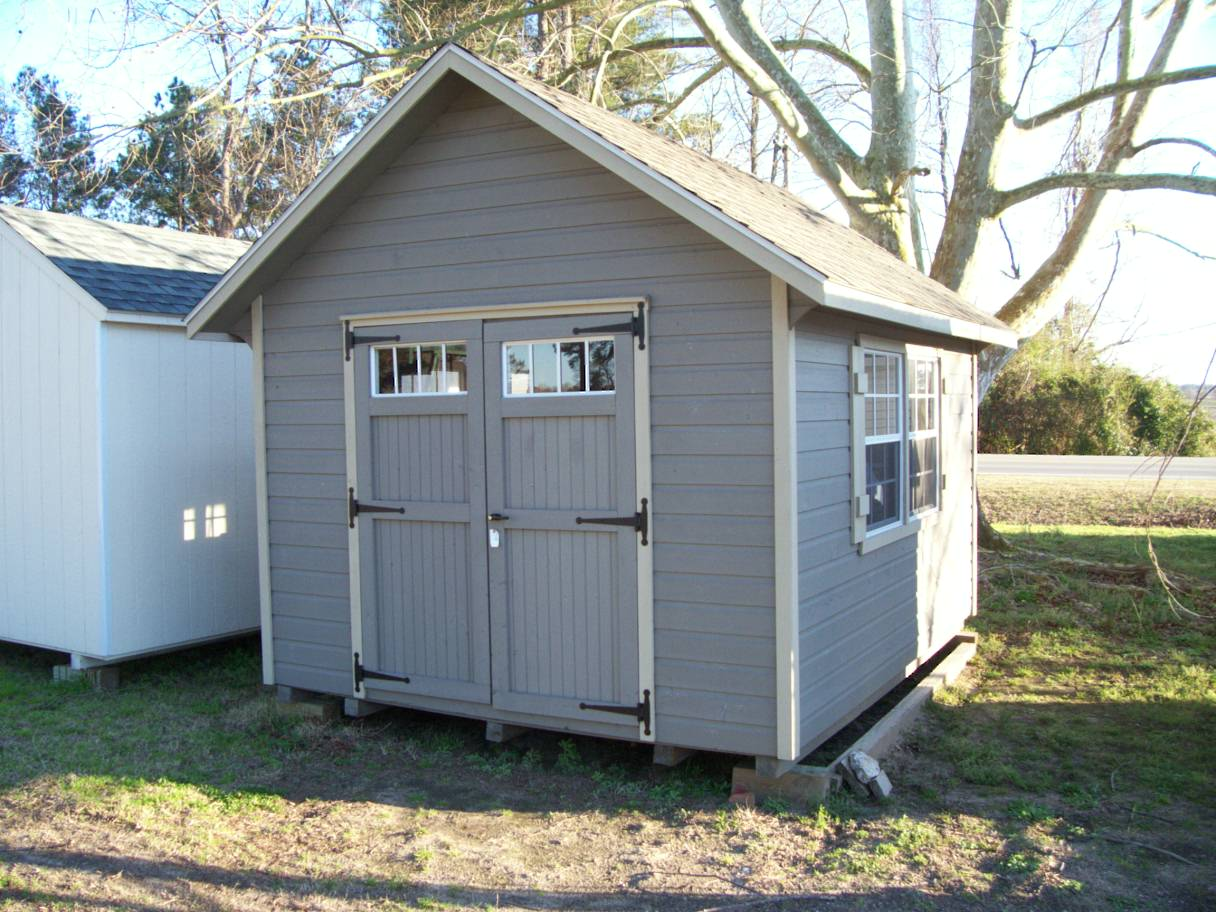 Yoder 39 s outdoor buildings for Sheds and barns