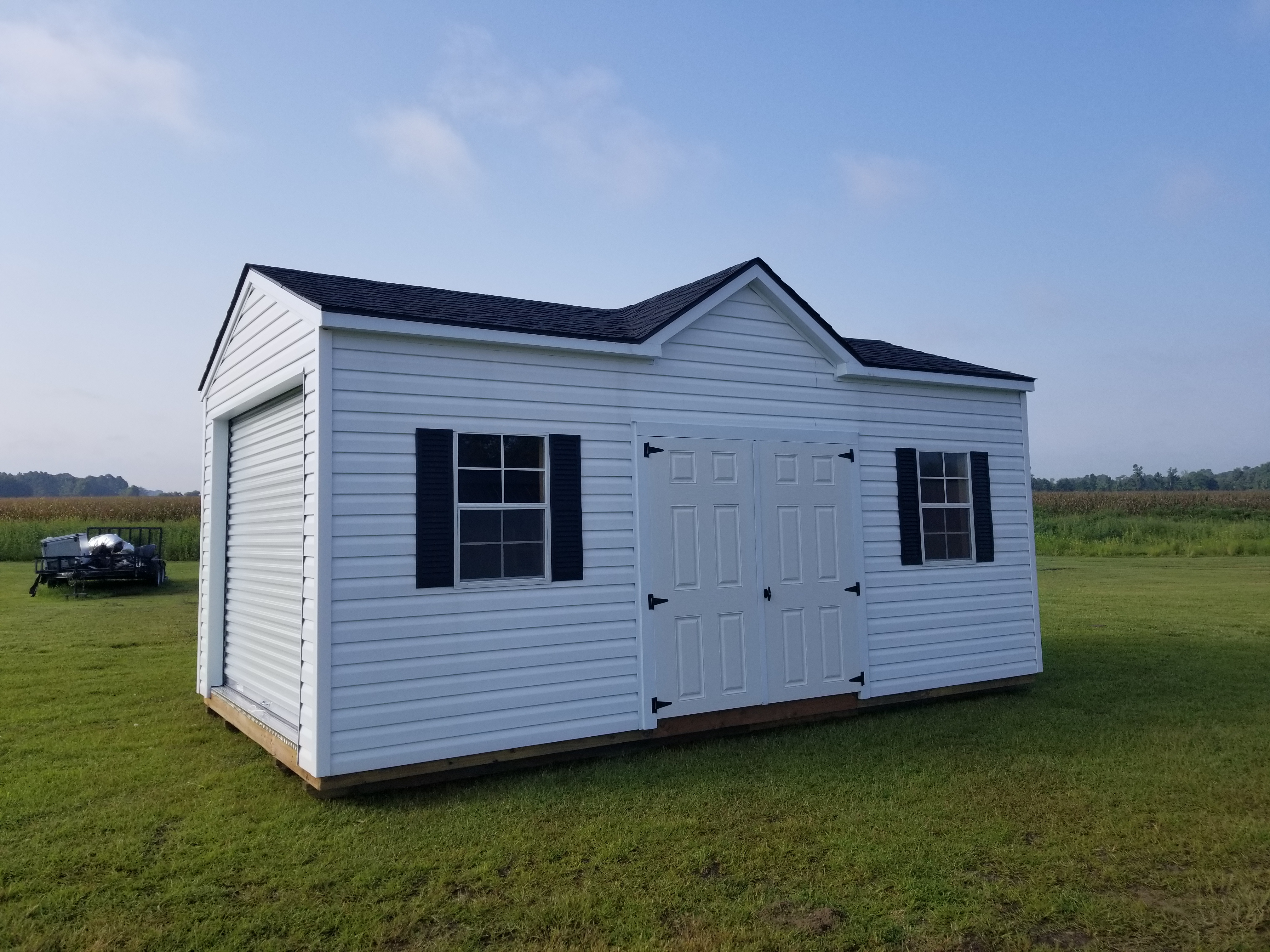 DURA-BUILT Portable Buildings | Yoder's